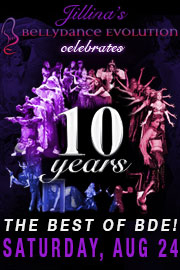 El Portal Theatre 10 Years! The Best of BDE