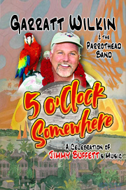 El Portal Theatre 5 O'Clock Somewhere: A Celebration of Jimmy Buffet's Music
