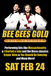El Portal Theatre Bee Gees Gold