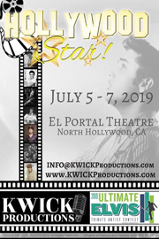 El Portal Theatre Hollywood Star Elvis Tribute Show