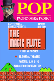 El Portal Theatre The Magic Flute