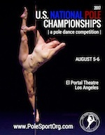 El Portal Theatre US National Pole Champtionships