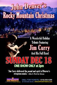 el portal theatre john denvers rocky mountain christmas - John Denver Rocky Mountain Christmas