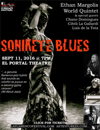 El Portal Theatre Sonikete Blues