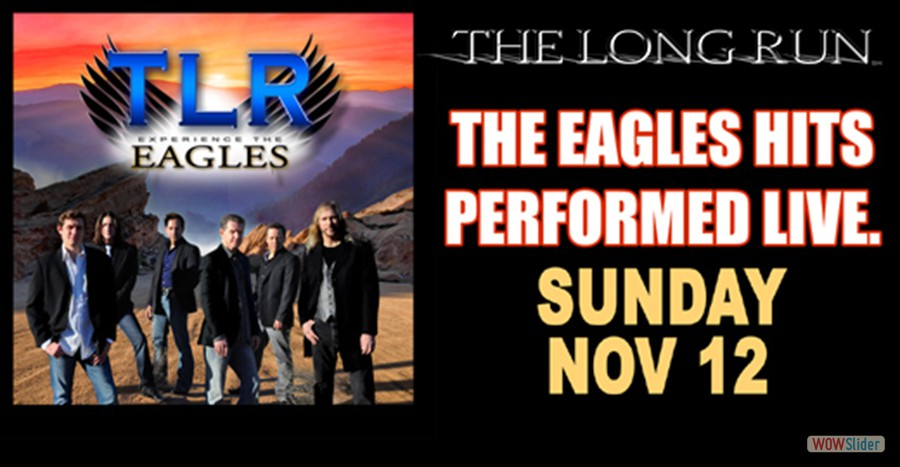 El Portal Theatre The Long Run: Experience The Eagles