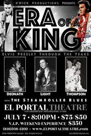 El Portal Theatre Era of a King