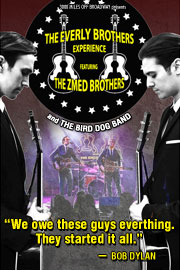 El Portal Theatre The Everly Brothers Experience