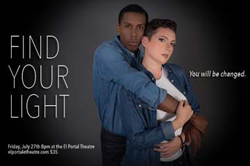 El Portal Theatre Find Your Light