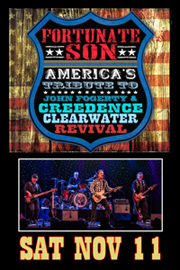 El Portal Theatre Fortunate Son