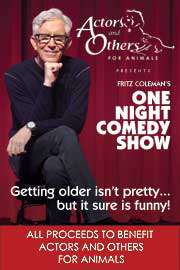 El Portal Theatre Fritz Colman One Night Comedy Show