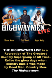 El Portal Theatre The Highway Men Live!