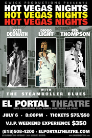 El Portal Theatre Hot Vegas Nights