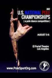 El Portal Theatre US National Pole Championships
