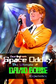 El Portal Theatre Space Oddity