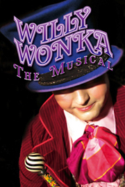 El Portal Theatre Willy Wonka The Musical